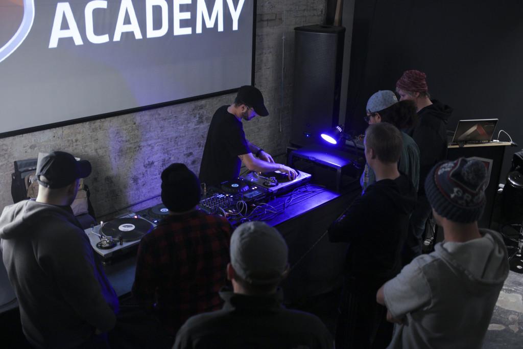 Studio A: Performance Hall