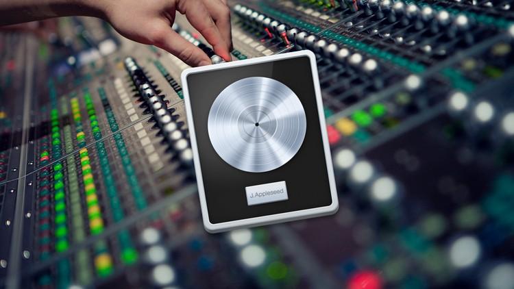 Logic Pro X Quick Start: Producing with Logic Pro X – Slam