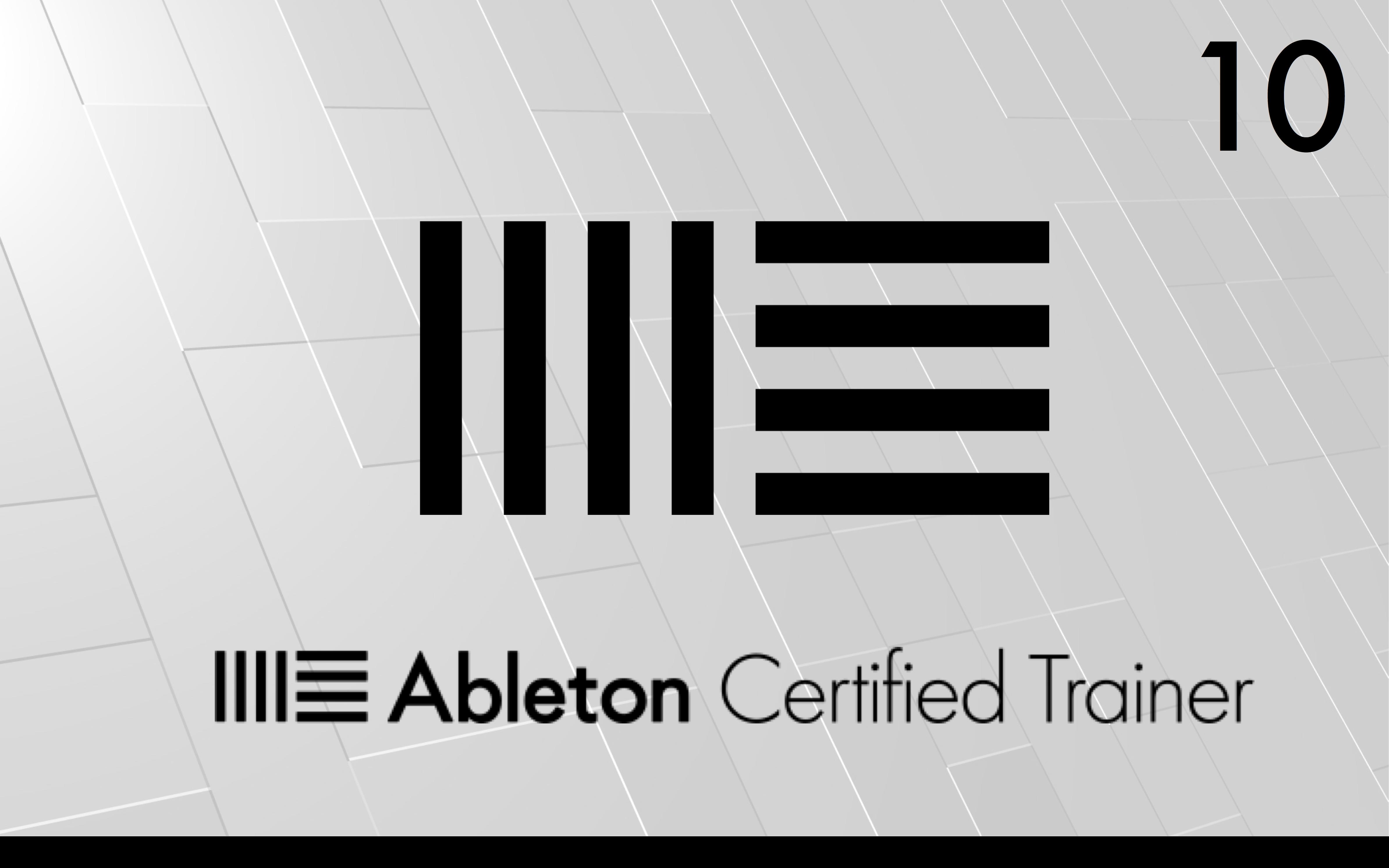 Ableton Live 10, Part 1: The Interface & The Basics