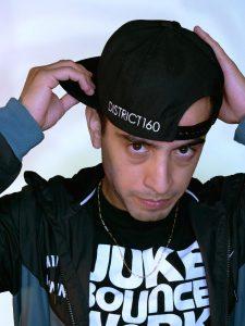 Joe Gonzalez<br />(Juke Nukem)